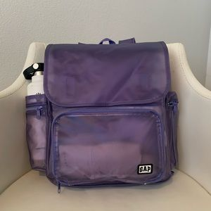 GAP Bags - RARE 90s vintage Clear GAP Backpack